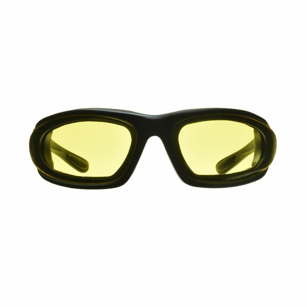 Alfer Black Yellow Front