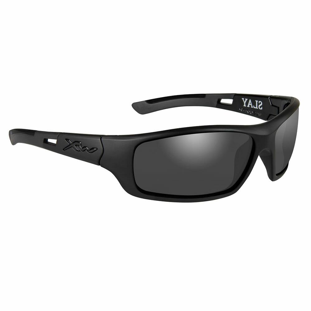 Bikershades.com Wiley X Slay Matte Black in stock now