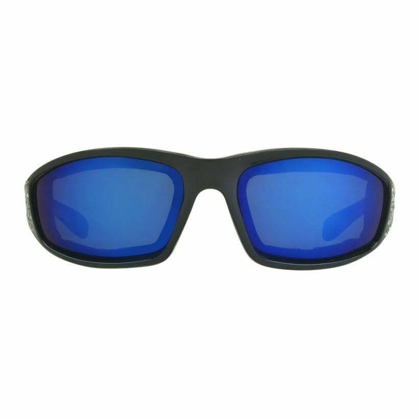 Pinkie Black Mirror Blue Front
